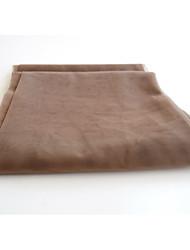cheap -1 yard medium brown swiss lace diy for making lace wiglace closurelace wig captoupee