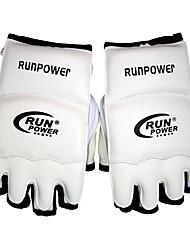 Недорогие -Боксерские перчатки Для Бокс Без пальцев Защитный Белый