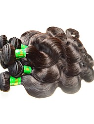 cheap -Human Hair Remy Weaves Body Wave Indian Hair 1000 g 1 Year