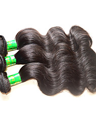 cheap -Human Hair Remy Weaves Body Wave Indian Hair 300 g More Than One Year