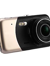 Недорогие -a701 full hd 1920 x 1080 170 градусов автомобильный видеорегистратор mst 4inch dash cam android app ночного видения g-сенсор детектор движения запись петли авто