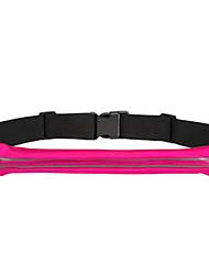 cheap -Running Belt Fanny Pack Waist Bag / Waist pack for Running Marathon Sports Bag Reflective Waterproof Waterproof Zipper Waterproof Material Running Bag / iPhone X / iPhone XS Max / iPhone XS