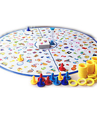 cheap -Board Game Toys Toys Circular Plastic Pieces Children's Birthday Gift