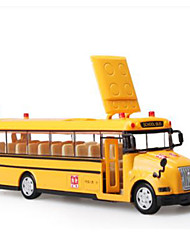 cheap -KDW Toy Car Model Car Construction Truck Set Bus Music & Light Toy Gift