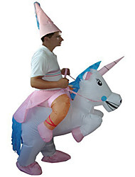 cheap -Unicorn Inflatable Costume For Adult Pegasus Halloween Adult Horse Party Cosplay Costumes Calloween For Women Carnival costumes