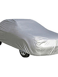 cheap -Full Coverage Car Covers PEVA UV Resistant / Scratch-resistant / water-resistant For universal All Models All years for All Seasons