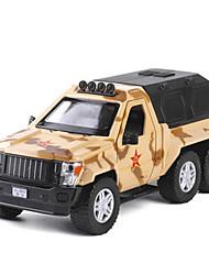 Недорогие -Игрушечные машинки Модель авто моделирование Сплав металла Металл для Детские Универсальные Мальчики
