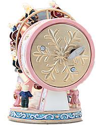 Недорогие -музыкальная шкатулка Колесо обозрения Классика Вращающийся Детские Взрослые Дети Подарок Универсальные Подарок