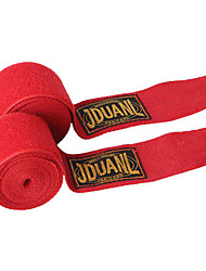 cheap -Stretch Bandage for Boxing Unisex Protective Cotton 1 pc Red