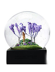 cheap -Fun Crystal Resin Glass Flower Classic Classic & Timeless Kid's Toy Gift / Metal
