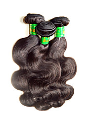 cheap -Human Hair Remy Weaves Body Wave Indian Hair 300 g 1 Year