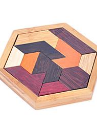 abordables -Puzzles en bois IQ Casse-Tête Cadenas Amusement Test de QI Bois Classique Unisexe Jouet Cadeau