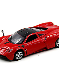 cheap -Toy Car Model Car Race Car Car Music & Light Unisex Toy Gift / Metal