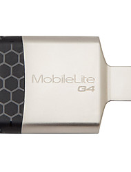 Недорогие -Kingston usb 3.0 устройство для чтения карт памяти mobilelite g4