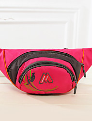 cheap -Fanny Pack Waist Bag / Waist pack Running Pack 15 L for Camping / Hiking Traveling Sports Bag Multifunctional Waterproof Wearable Running Bag