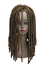 cheap -Synthetic Wig Curly Curly Wig Blonde Long Chestnut Brown Auburn Light Blonde Jet Black Synthetic Hair Women's Braided Wig African Braids Black Blonde Brown StrongBeauty