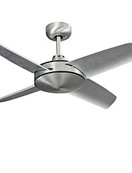 cheap -1-Light Ecolight™ 95 cm Designers Ceiling Fan Metal Nickel Modern Contemporary / Traditional / Classic 220-240V