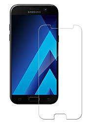cheap -Samsung GalaxyScreen ProtectorA5(2017) 9H Hardness Front Screen Protector 1 pc Tempered Glass