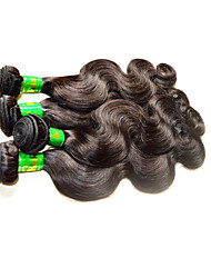 cheap -Human Hair Remy Weaves Body Wave Indian Hair 400 g 1 Year