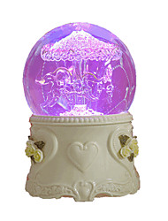 cheap -Music Box Snow Globe Classic Kid's Adults Kids Gift Unisex Gift
