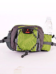 cheap -Fanny Pack Waist Bag / Waist pack Running Pack 15 L for Camping / Hiking Climbing Leisure Sports Sports Bag Multifunctional Breathable Rain Waterproof Running Bag