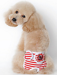 cheap -Dog Pajamas Christmas Winter Dog Clothes Black Red Blue Costume Cotton British Classic Birthday Holiday M