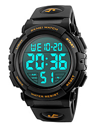 cheap -Smartwatch YY1258 for Long Standby / Water Resistant / Water Proof / Multifunction Timer / Stopwatch / Alarm Clock / Chronograph / Calendar / >480