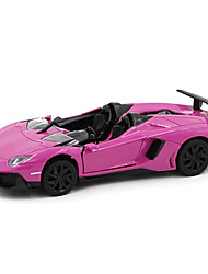 cheap -Toy Car Model Car Race Car Car Simulation Music & Light Unisex Boys' Toy Gift / Metal