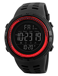 cheap -Smartwatch YY1251 for Long Standby / Water Resistant / Water Proof / Multifunction Timer / Stopwatch / Alarm Clock / Chronograph / Calendar / >480