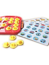Недорогие -Игрушки Игрушки Квадратный Игрушки Детские Универсальные Куски
