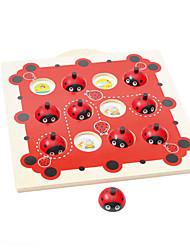 Недорогие -Настольные игры деревянный Детские Универсальные Игрушки Дары