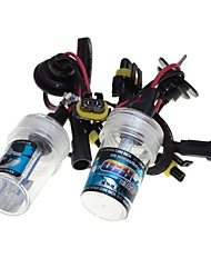 cheap -SENCART H10 / 880/881 / H7 Car Light Bulbs 35W 3600lm HID Xenon Headlamp