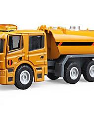 Недорогие -Игрушечные машинки Модель авто Грузовик Экскаватор моделирование Металлический сплав пластик Сплав металла для Детские Мальчики