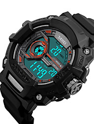 cheap -Smartwatch YY1233 for Long Standby / Water Resistant / Water Proof / Multifunction Timer / Stopwatch / Alarm Clock / Chronograph / Calendar