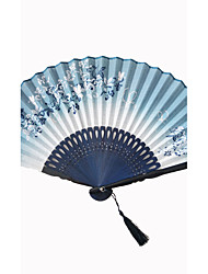 cheap -Special Occasion Fans and Parasols Wedding Decorations Beach Theme / Garden Theme / Asian Theme / Floral Theme / Butterfly Theme /