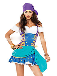 cheap -Pirate Cosplay Costume Women's Halloween Carnival Festival / Holiday Women's Carnival Costumes Fashion / Headwear