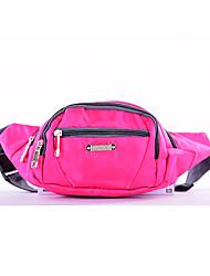 Недорогие -15 L Поясные сумки Многофункциональный Дышащий Дожденепроницаемый Защита от пыли На открытом воздухе Отдых и Туризм Восхождение Спорт в свободное время Красный Розовый Лиловый