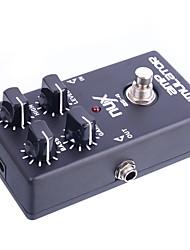 cheap -NUX AS-4 Amplifier Amp Simulator Guitar Bass Effect Pedal Bypass Musical Instrument