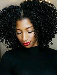 cheap -Braiding Hair Curly Jerry Curl Curly Braids Hair Accessory Human Hair Extensions Kanekalon Hair Braids Daily 3 bundles/pack
