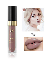 cheap -1 pcs Daily Makeup Makeup Tools Balm Lip Gloss Wet Waterproof / Fast Dry / Coloured gloss Makeup Cosmetic Daily Grooming Supplies