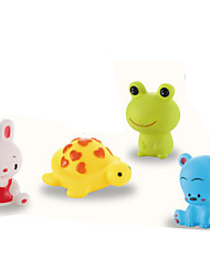 cheap -Bath Toy Rabbit Frog Bear PVC(PolyVinyl Chloride) Kid's Toy Gift