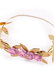 cheap -Kids Unisex Nylon Hair Accessories Gold / Silver One-Size / Headbands