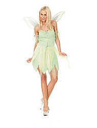 cheap -Cosplay Cosplay Costume Women's Halloween Festival / Holiday Spandex Terylene Women's Carnival Costumes Other / Wings