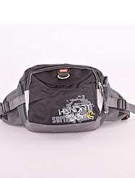 Недорогие -15 L Поясные сумки Многофункциональный Дышащий Дожденепроницаемый Защита от пыли На открытом воздухе Отдых и Туризм Восхождение Спорт в свободное время Черный Оранжевый Красный