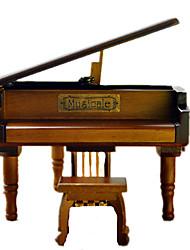 cheap -Music Box Piano Classic Kid's Adults Kids Gift Unisex Boys' Girls' Gift