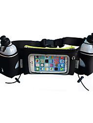 cheap -Running Belt Fanny Pack Waist Bag / Waist pack for Running Marathon Sports Bag Waterproof Reflective Strips Waterproof Material Running Bag / iPhone X / iPhone XS Max / iPhone XS / iPhone XR