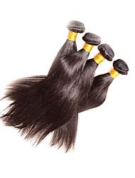 cheap -Human Hair Remy Weaves Straight Peruvian Hair 400 g 1 Year