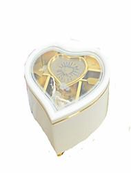 cheap -Music Box Heart Ballet Dancer Wood Unisex Toy Gift