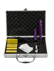 abordables -Machine à tatouer et accessoire Machine de maquillage permanente Crayons à Sourcils Lèvres Aluminum Alloy Classique Haute qualité