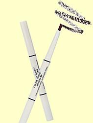 abordables -Crayons à Sourcils Stylos & Crayons Maquillage Œil Sec Etanche Naturel Cosmétique Accessoires de Toilettage